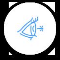 Laserleikkaus on yleinen taittovirhekirurginen leikkausmetodi.