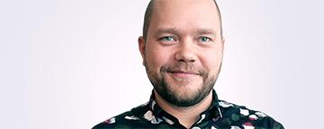 Palvelupäällikkö Jaakko Hannuksela