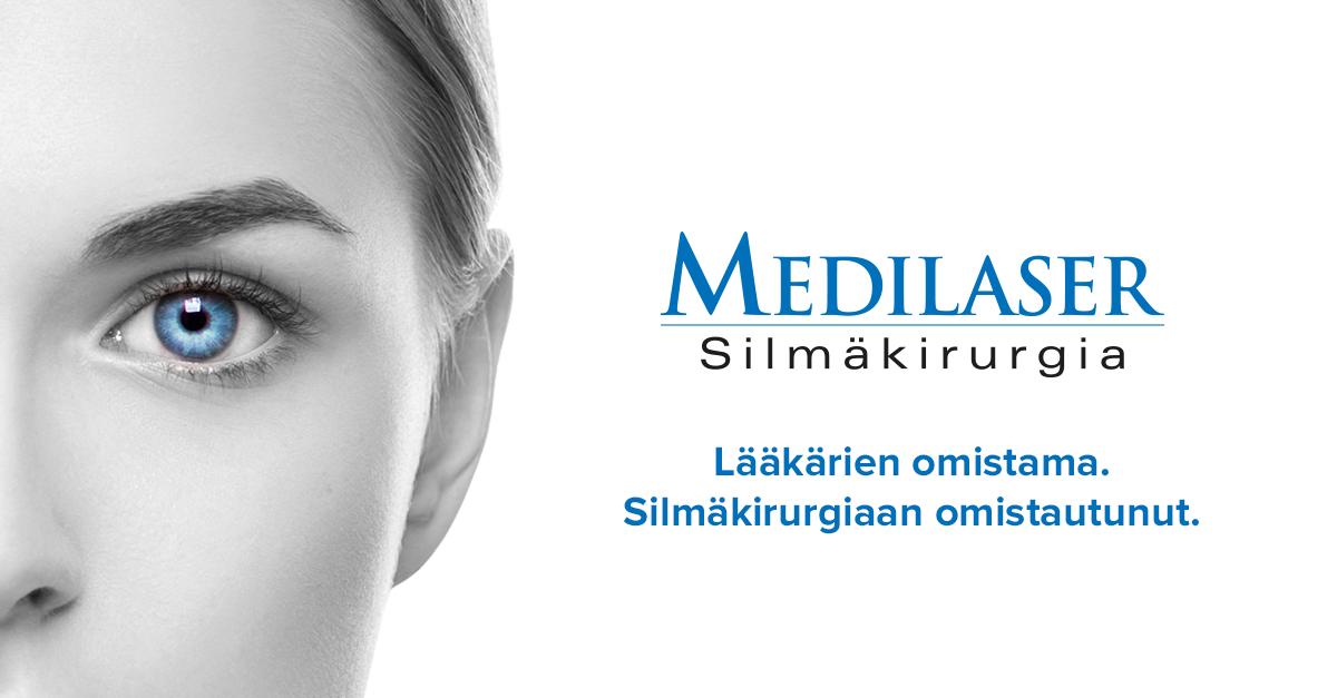 Medilaser on lääkärien omistama, silmäkirurgiaan omistautunut klinikkaketju.